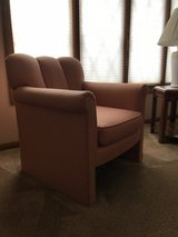 Two accent chairs in Tinley Park, Illinois