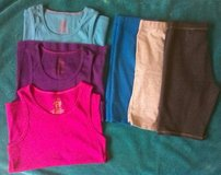 Girls Tank Tops and Shorts Size 10/12 in Yucca Valley, California