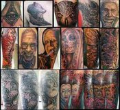 Tattoo tapout special in Camp Pendleton, California