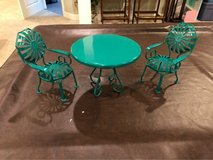 American Girl Kit Table and Chairs in Naperville, Illinois