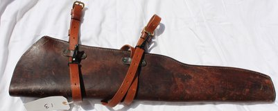 WWII Garand Rifle Scabbard with straps & hooks JQM 1942 in Fort Carson, Colorado