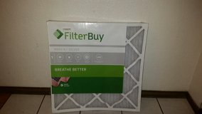 Filters 25x25x1 in Fort Bliss, Texas