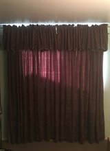 Drapes, Valance, Rods & Tassel Ties in Fairfield, California