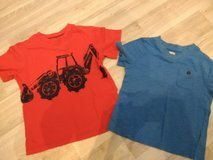 Boys T-Shirts Size 3T Carter's & Old Navy in Stuttgart, GE