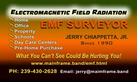 Concerned about EMF Radiation in the Home or Property? in MacDill AFB, FL