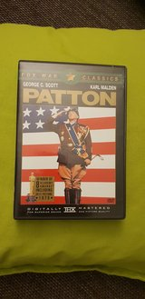 Patton DVD in Ramstein, Germany