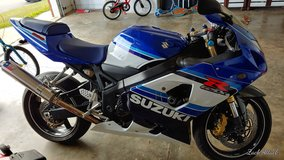 2005 Suzuki GSXR-600 in Fort Rucker, Alabama