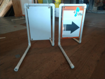 Event Signs/Run Direction Signs in Tacoma, Washington