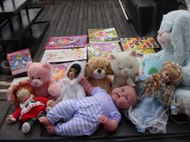 stuffed animals and puzzles in Fort Knox, Kentucky