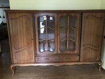 Chippendale China cabinet in Fort Knox, Kentucky