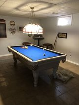 Pool table and accesories in Fort Knox, Kentucky