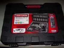 165 pc. set craftsman tools in Fort Knox, Kentucky