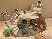 Playmobil Soldiers Fort With Dungeon in Lawton, Oklahoma