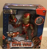 "Marvel Civil War Captain America Die Cast ""Iron Man"" in Palatine, Illinois"