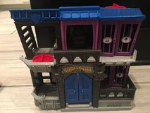 Imaginext Batman jail in Yorkville, Illinois
