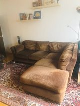 FREE COUCH- BROWN in Ramstein, Germany