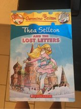 lost letters in Ramstein, Germany