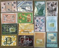37 Handmade Cards friendship, hello, miss you, love, celebrate in Glendale Heights, Illinois