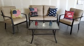 Full Patio Furniture Set in Fort Carson, Colorado
