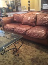 leather couch in Fort Campbell, Kentucky