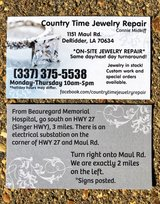 Jewelry & Jewelry Repair in Fort Polk, Louisiana