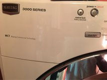 Maytag frontload washer and dryer in Clarksville, Tennessee