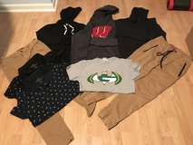 Young Men's Small and Medium Tops and Pants in Yorkville, Illinois