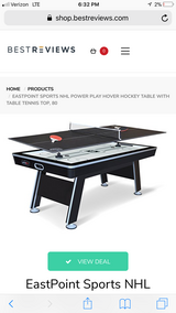 ISO : air hockey table in Warner Robins, Georgia