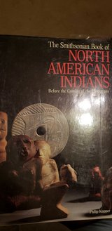The Smithsonian book of north American Indians in Yucca Valley, California
