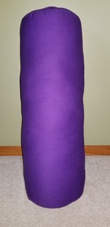 Round Yoga Bolster in Bolingbrook, Illinois