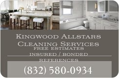 Get your home cleaned for the holidays !! in Kingwood, Texas