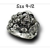 Multi skull ring - szs 9-12 in Pearland, Texas