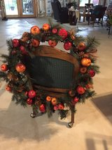 holiday wreath in Bolingbrook, Illinois