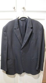 Navy Sportcoat Jos Banks  46R in Hopkinsville, Kentucky