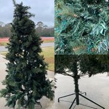 Christmas Tree with stand in Warner Robins, Georgia