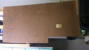 large piece of pegboard in Yorkville, Illinois