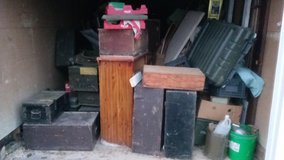 Hoarders Storage Unit Full of All Misc Items in Quad Cities, Iowa