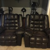 2 Recliners in Hinesville, Georgia