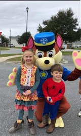 Special characters for kids in Hinesville, Georgia