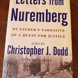 $3.00  Vintage 2007 Letters From Nuremberg Book  Christopher J Dodd With Larry Bloom Vintage, EX... in Leesville, Louisiana