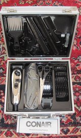 Conair  19 piece hair clipper set in Alamogordo, New Mexico