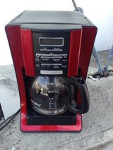 Mr coffee maker in Okinawa, Japan