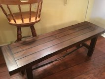 Table Bench in Fort Rucker, Alabama