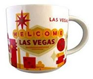 """NEW!! Starbucks """"You are Here"""" Las Vegas Mug 14 oz. in Fort Campbell, Kentucky"""