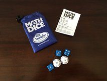 LIKE NEW Math Dice Game by ThinkFun in Westmont, Illinois