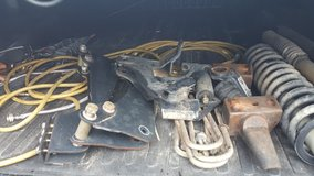 2015 ford F-350 lift kit(credit card accepted)REDUCED $450 in Camp Lejeune, North Carolina