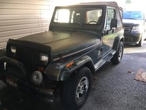 1995 Jeep Wrangler Sahara in Tacoma, Washington