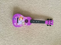 Sofia the First mini acoustic guitar in Yorkville, Illinois