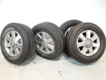 F150 King Ranch 18Wheels & Tires Set of 4 in Pearland, Texas