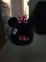 Brand New Minnie Dog Bed with Tags in Bolingbrook, Illinois
